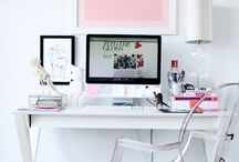 Office/Closet / by Tiffany*