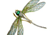 Dragonflies / Dragonflies in art and life