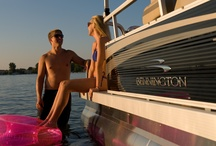2012 Bennington Model Year / Collection of 2012 Bennington Pontoon Boats / by Bennington Pontoons