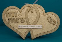 Love and Marriage / Card making projects and templates