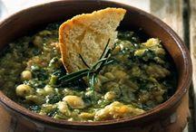 zuppe di verdure e vellutate