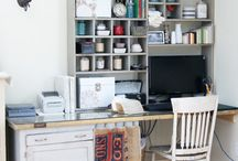Crafty Home Office / by Lydia Wright