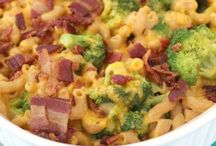 Bacon and Broccoli Casserole
