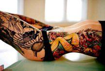 tattoooos / by Sierra O