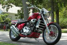 Good looking, older bikes