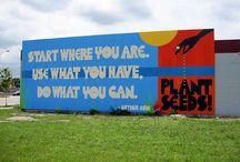 School Mural Projects