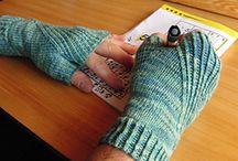 Warmers, handschoen