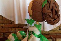 Fofuchas / Creo fofuchas personalizadas, para cumpleaños, comuniones, novias...