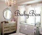baby room / by Bernadette McAlvain