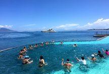 Aquabike Tahiti-Manava / POOLBIKING au Manava