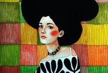 زن در هنر