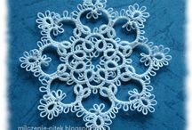 tutorial needle tatting