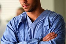 Jesse williams ( Jackson Avery) ♡♡♡