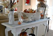 Fall Ideas / by Hello I Live Here