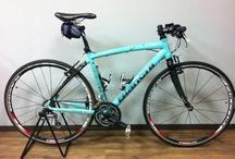 BIKE / バイク(ハーレー) 自転車(ビアンキ) など、趣味の乗り物。