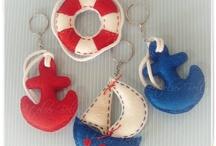 souvenires marinos