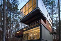 Cabin Exterior Design