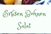 Super Salate / Viele Salat Rezepte für heiße Tage