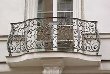 art-metal balcony fences