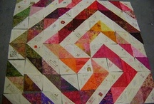 Patchworks I like / by Linda Nicastri