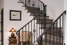 Decorative Stairways