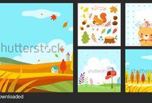 Vector Illustration / My Shutterstock Gallery
