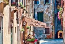 streets d`italy