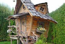 Besonderes Gartenhaus