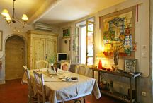 French Coutry Cottage interiors