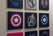 Marvel bedroom ideas