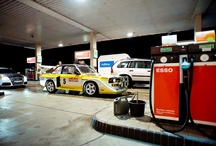 Group B - Rally / Group B was created by FIA 1982. This is for the fans of Group B rallying