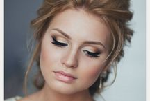 make-up bruiloft