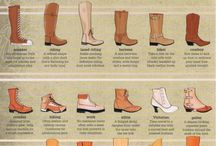 types o f shoes