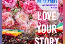 #Pride2016 / We're celebrating PRIDE 2016 with our favorite Pride-themed toys, treats, and images! Celebrate yourself and #LoveYourStory / by The Pleasure Chest