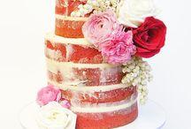 My Wedding: Cakes / by Kristin Hilbert