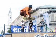BMX und Skateboard / BMX und Skateboard, einach faszinierend