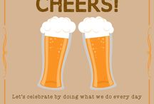 National Beer Day- Ecards / It's a day to celebrate for #beer drinkers and while you get that drink, send our #ecards to fellow beer lovers to mark the day! http://www.123greetings.com/events/national_beer_day/ / by 123Greetings Ecards