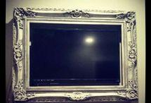 frame a tv