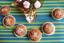 słodkości // sweet thing / bakery, muffins, cakes