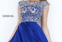 rochie albastra