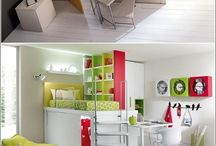 Bedrooms / by Michele Jarema Rubey