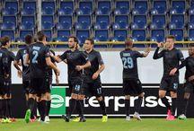 Dnipro vs Lazio / #UEL Jornada 1. #DniproLazio 1-1