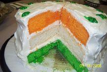 Irish squash cake