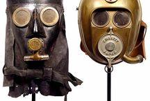 old world masks