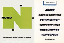 Excoffon Roger - Graphiste et typographe
