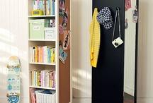 Shelves..bookcases....storage