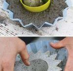 садовые малые формы из бетона