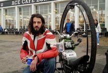 Monowheel Motorcycles