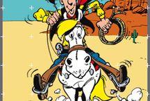 Lucky Luke, Jumpperi kuin Dalttonin veljekset