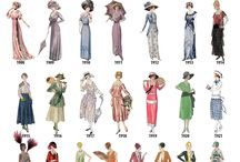 Fashion in history